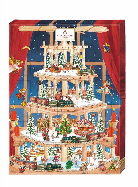 Niederegger Advent Calendar Pyramid, 500g