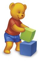Hipp bear blocks