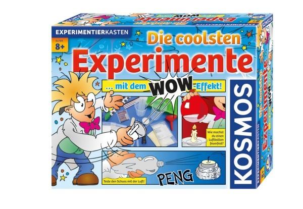 Kosmos Die coolsten Kosmos Experimente Experimentierkasten