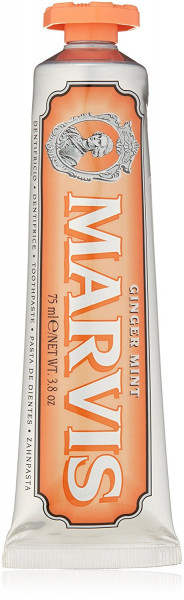 Marvis Zahncreme Ginger Mint, 75ml