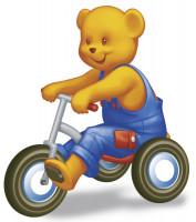 Bebivita Bear Tricycle