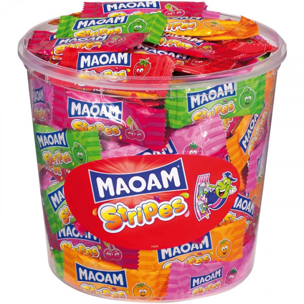Maoam 150 Stripes, 1.050g