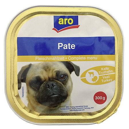 ARO Hundemenü Kalb/Truthahn, 300g Pack