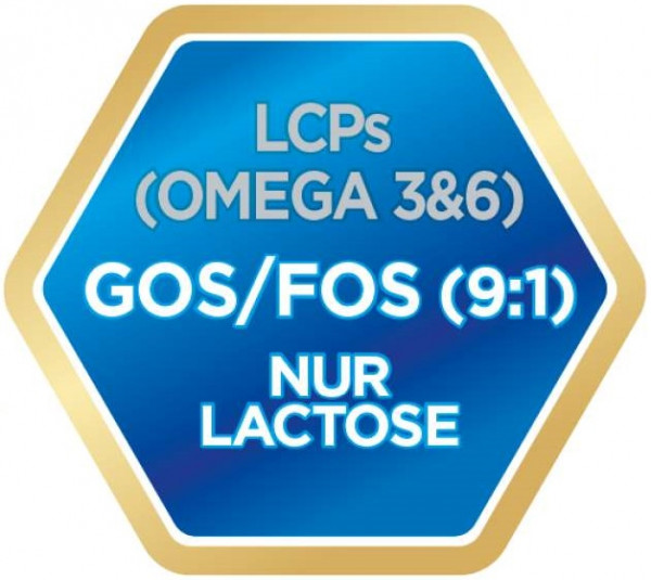 Aptamil Profutura LCPS Omega 3&6 Lankettige polyunsaturated fatty acids GOS/FOS ballast mixture