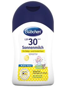 Bübchen Baby Sun Milk LSF 30