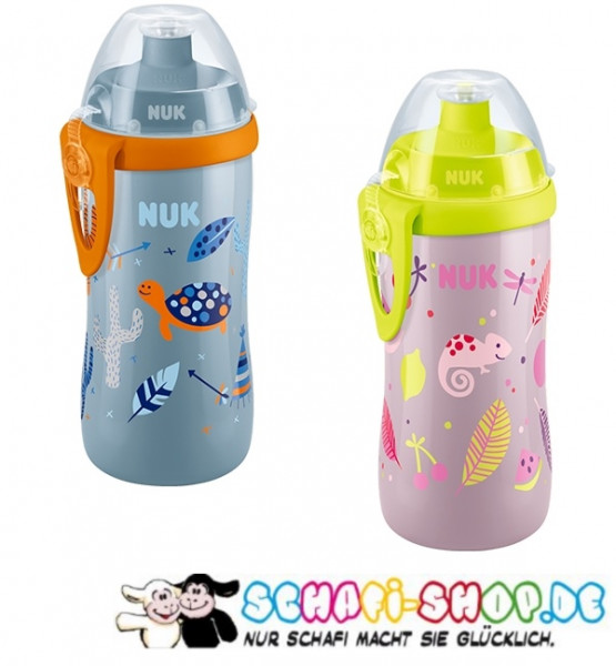 NUK First Choice Junior Cup, 300ml, Push-Pull-Tülle