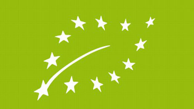 Logo biologique de l'UE