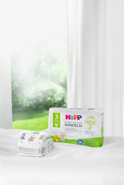 Hipp Baby Soft Diapers