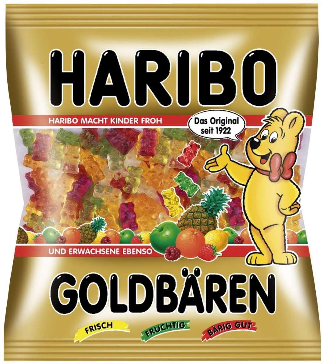 haribo gold baren