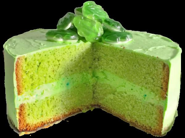 Torta fresca Haribo