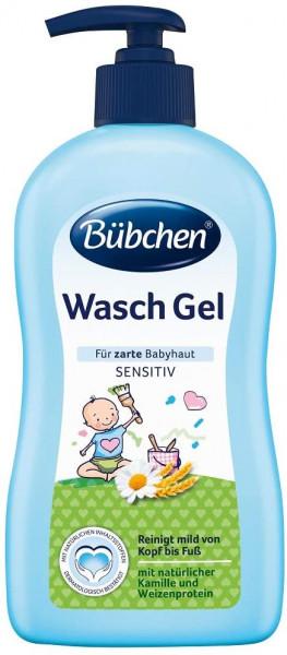 Bübchen Baby Wash Gel 400ml