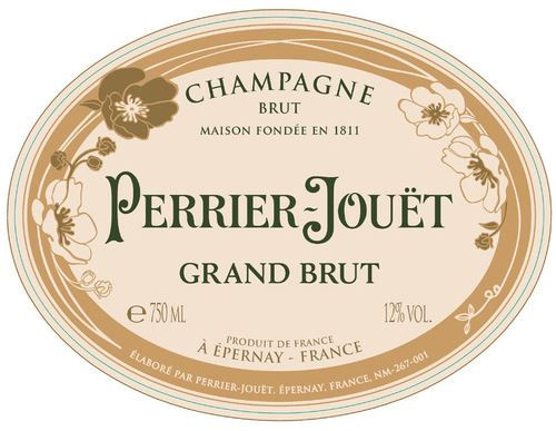 Perrier-Jouëet Label