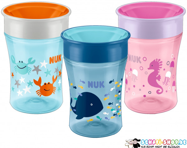 NUK Magic Cup 250ml
