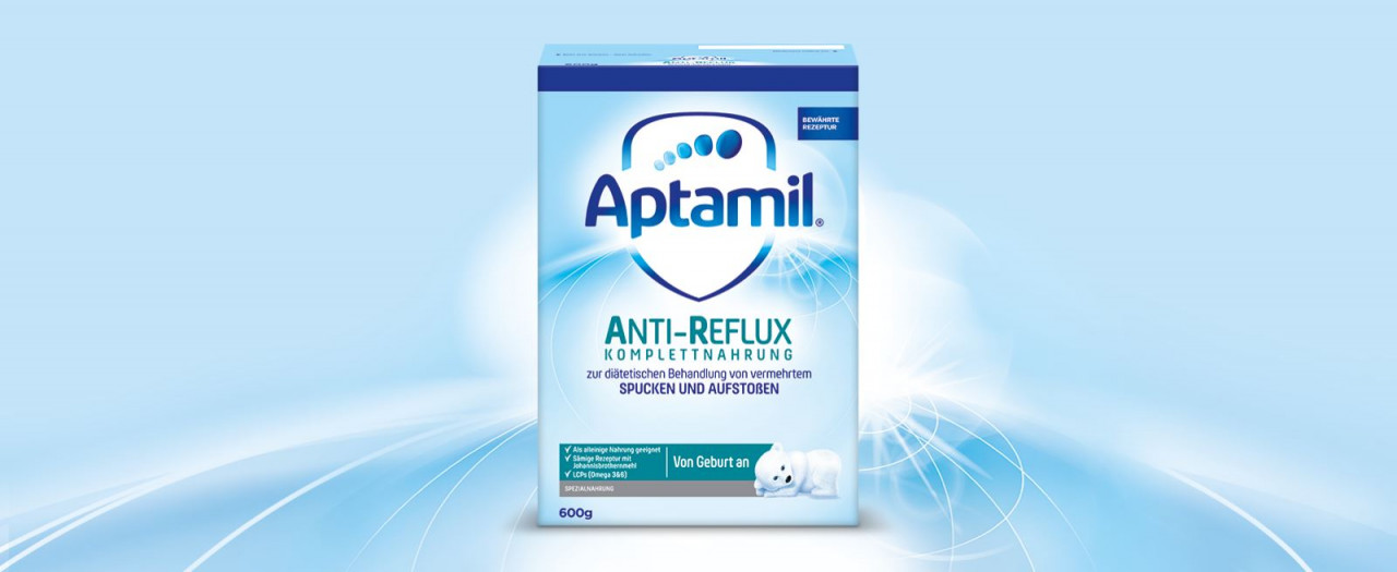 Aptamil Anti-Reflux Komplettnahrung