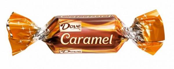 Advent Calendar Celebrations Dove Caramel