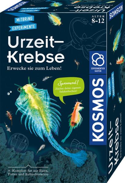 Kit d'expérience Komos à emporter : Cultiver soi-même des crabes primitifs