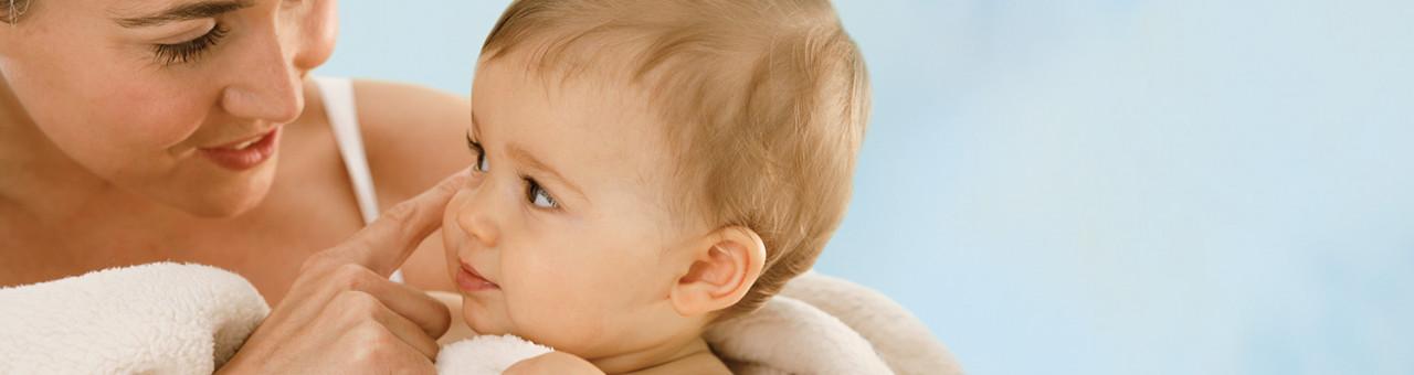 Hipp婴儿温和护肤品