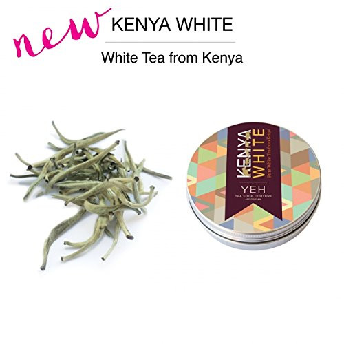 KENYA - Kenyan White Tea, 15g tin, Kenyan Purple Tea
