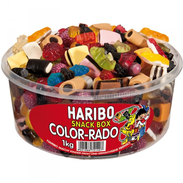 HARIBO; COLOR;-RADO;