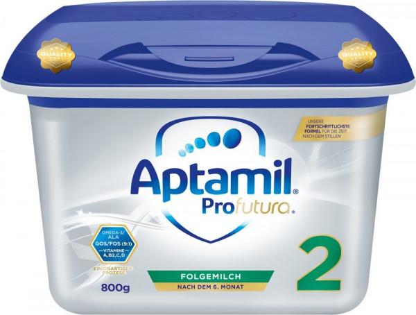 Aptamil Profutura 2 Folgemilch Safebox
