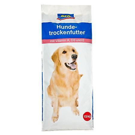 ARO Hunde Trockenfutter, 15kg Beutel