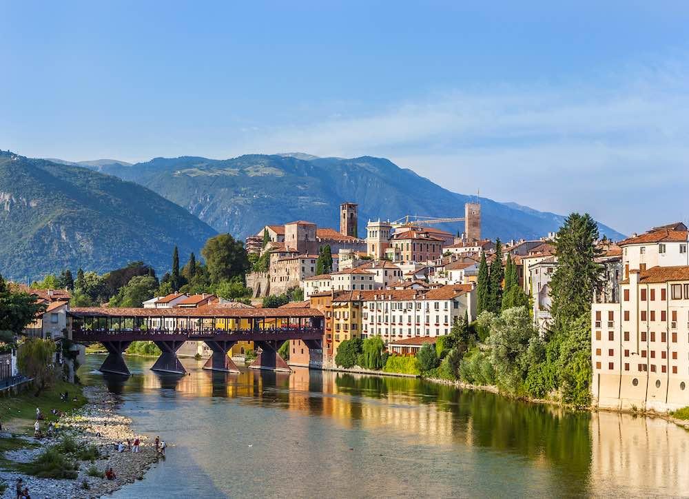 Bassano del Grappa in Ticino