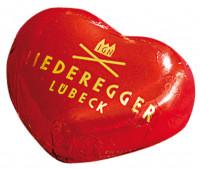 Corazón de Niederegger