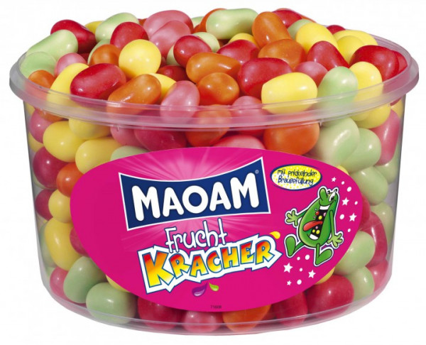 MAOAM; FRUCHT; KRACHER; 300STCK;