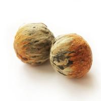 grüner Tee aromatisiert mit Ringelblumen Blüten 50g Dose
