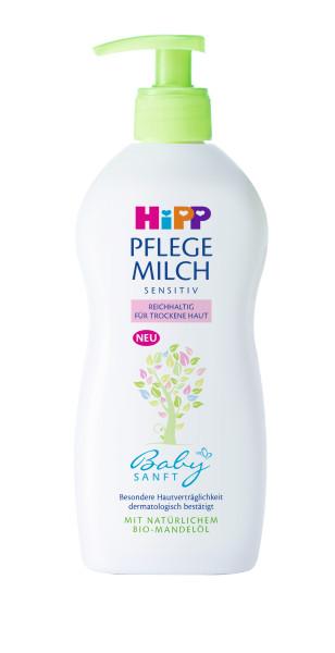 Hipp Babysanft lait de soin, 300ml
