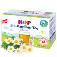 Hipp organic camomile tea at Schafi-Shop