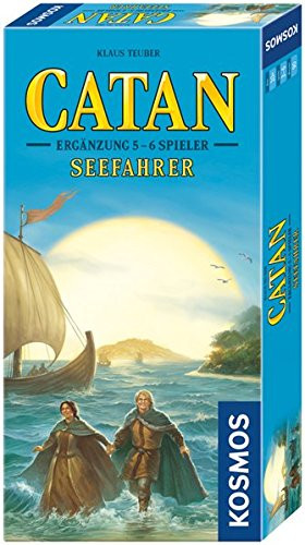 Catan - Seafarer supplement for 5-6 players