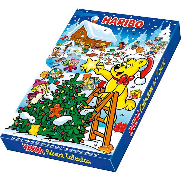 Calendario Avvento Haribo.Calendario Avvento Haribo Ikbenalles