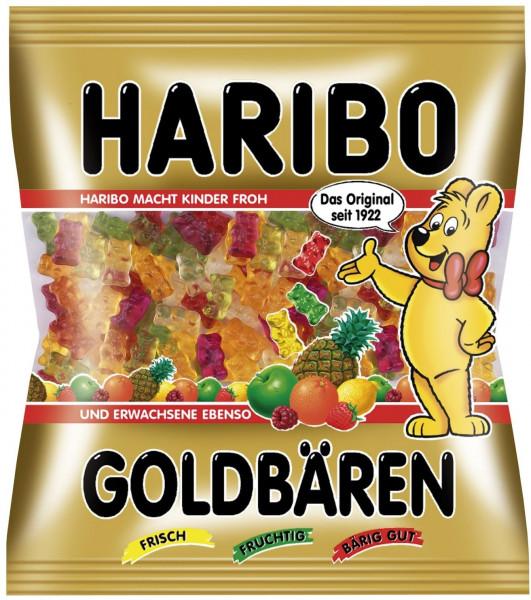 HARIBO; GOLDBÄREN; TÜTE;