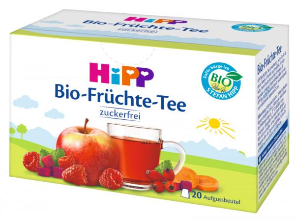 Hipp organic fruit tea, 20 infusion bags à 2g