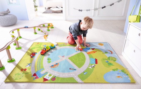 Haba play carpet Kullerbü