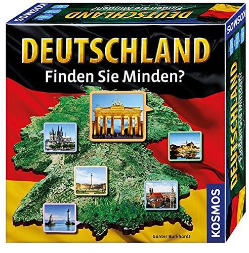 德国Kosmos科乐多寻找德国城市谁能找到德国明登Minden 10岁以上