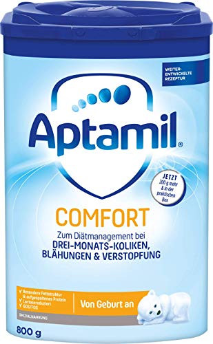 Aptamil Comfort in the Easybox from the 1st vial, 800g
