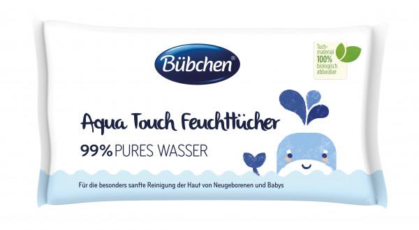 Bübchen Aqua Touch wet wipes