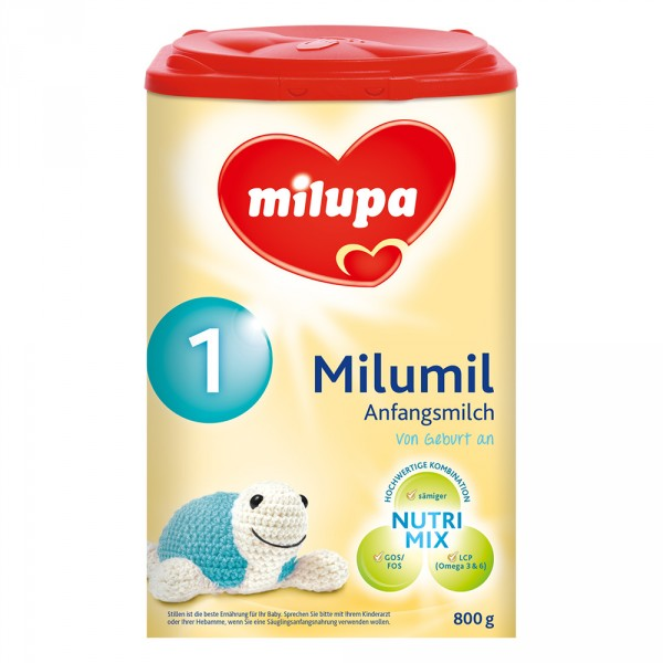 Milupa Milumil 1 Anfangsmilch, 800g