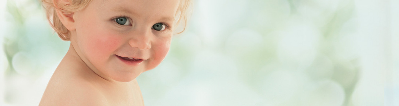 Hipp visage d'enfant