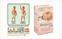 enfocar los pampers60s