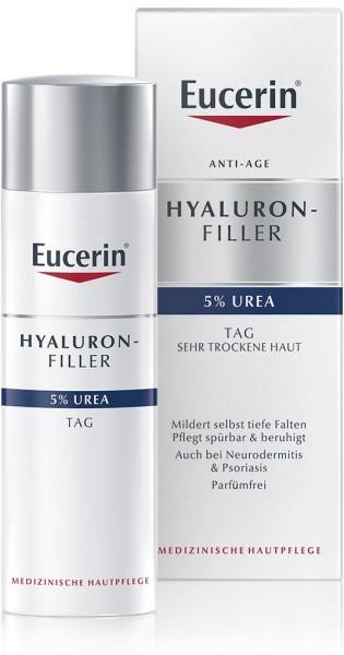 德国Eucerin 优色林 玻尿酸充盈日霜 50ml