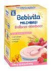 Bebivita avena de leche fresa frambuesa