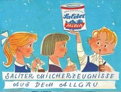 Saliter comic