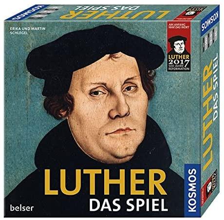 Lutero El Juego