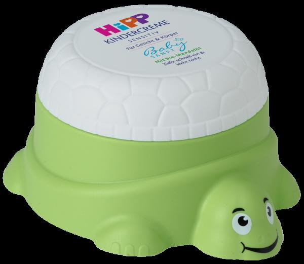 Hipp Babysanft crème pour enfants en forme de tortue, 100ml