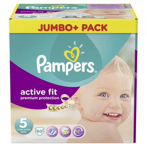 Pampers ActiveFit Größe 5 (Junior)