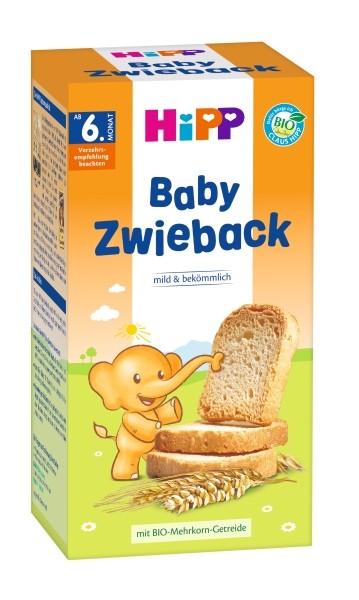 Hipp Baby Zwieback