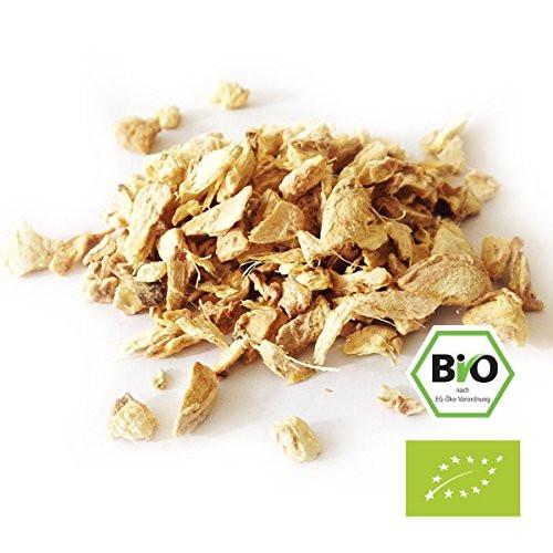 Gingembre, gingembre biologique en morceaux